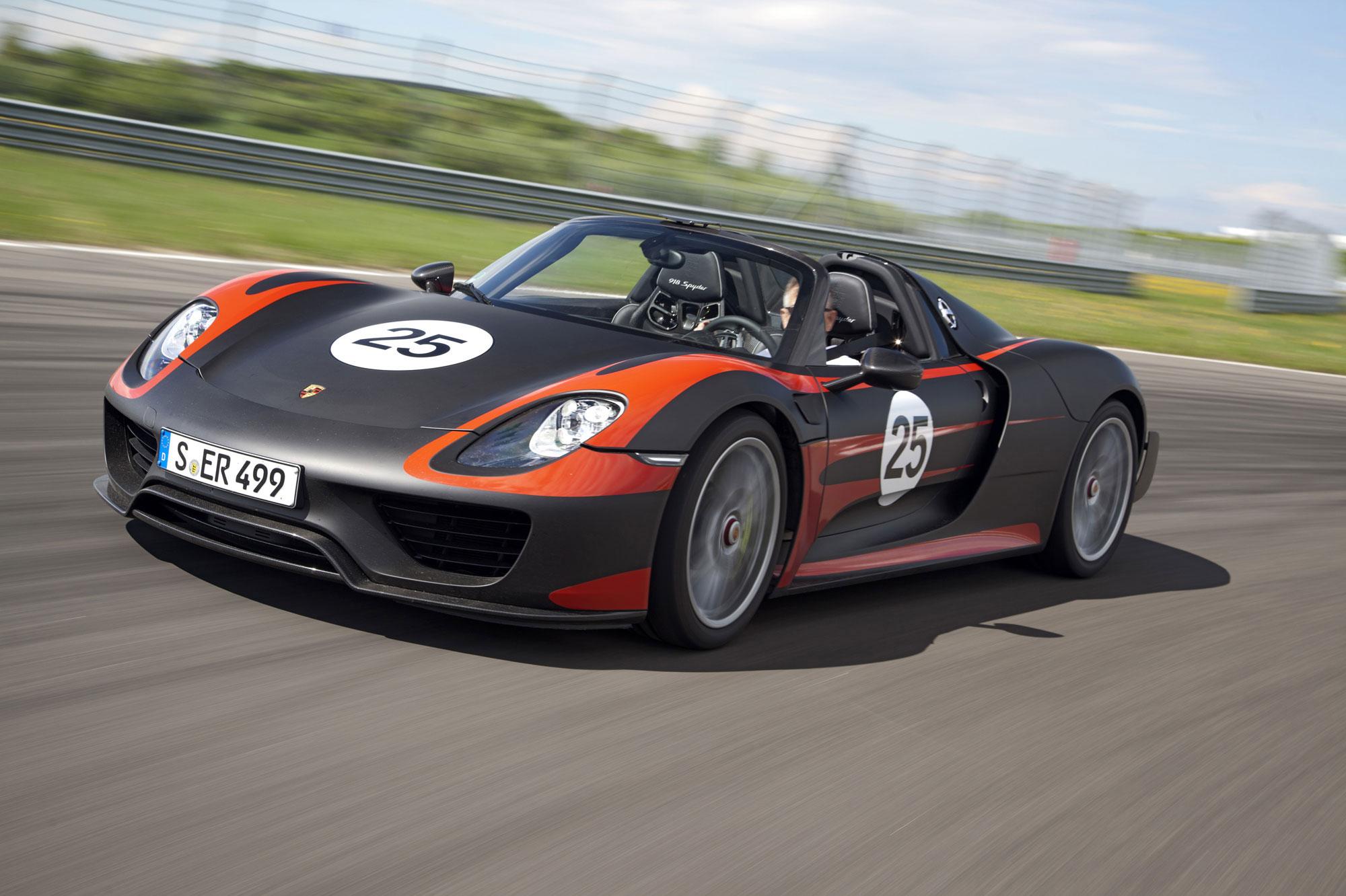 Porsche-918-Spyder Mesmerizing Porsche 918 Spyder London Ontario Cars Trend
