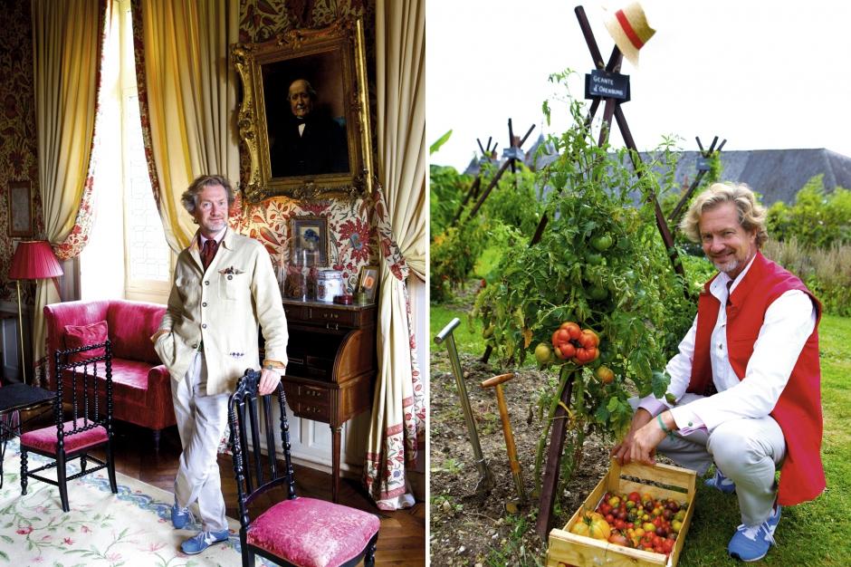 Louis albert de broglie l aristo de la tomate - Louis albert de broglie ...