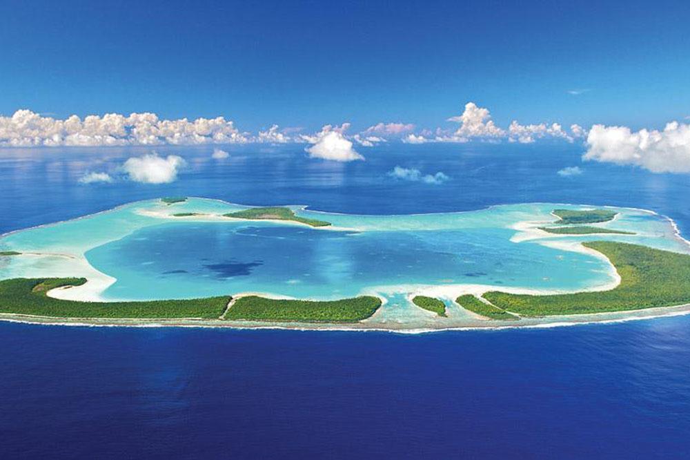 Paradis polyn sien un h tel de r ve sur l 39 atoll de brando for Hotel de reve france
