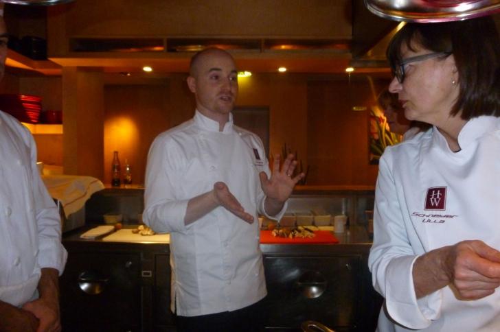 Philippe legrand allo chef for Professeur de cuisine