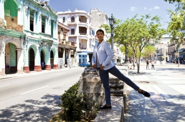 Carlos Acosta, le danseur prodige de La Havane