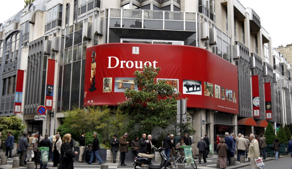 Walk discovery of auction halls drouot covered passages and district grands - Hotel des ventes drouot ...