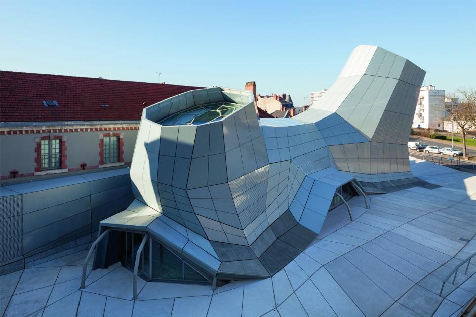 Architecture une cath drale du futur for Architecture du futur