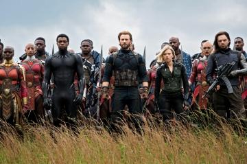 Avengers: 67 super-héros pour un blockbuster