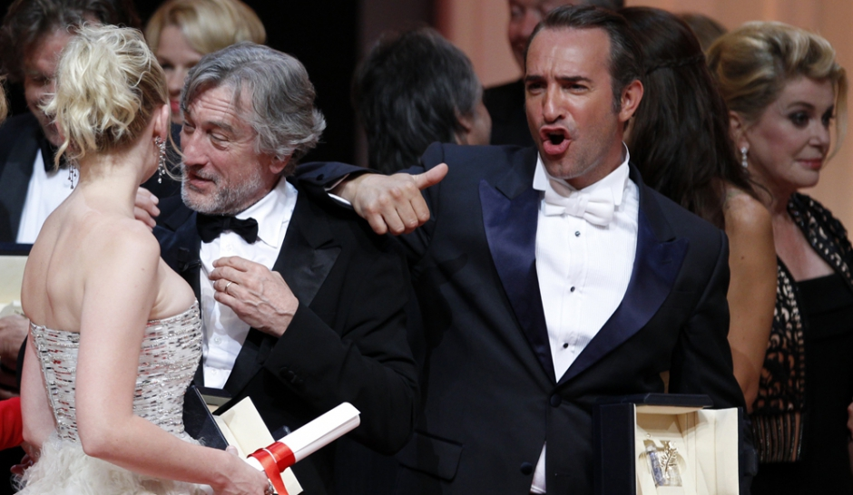 Cannes le festival c t dujardin for Dujardin recrutement