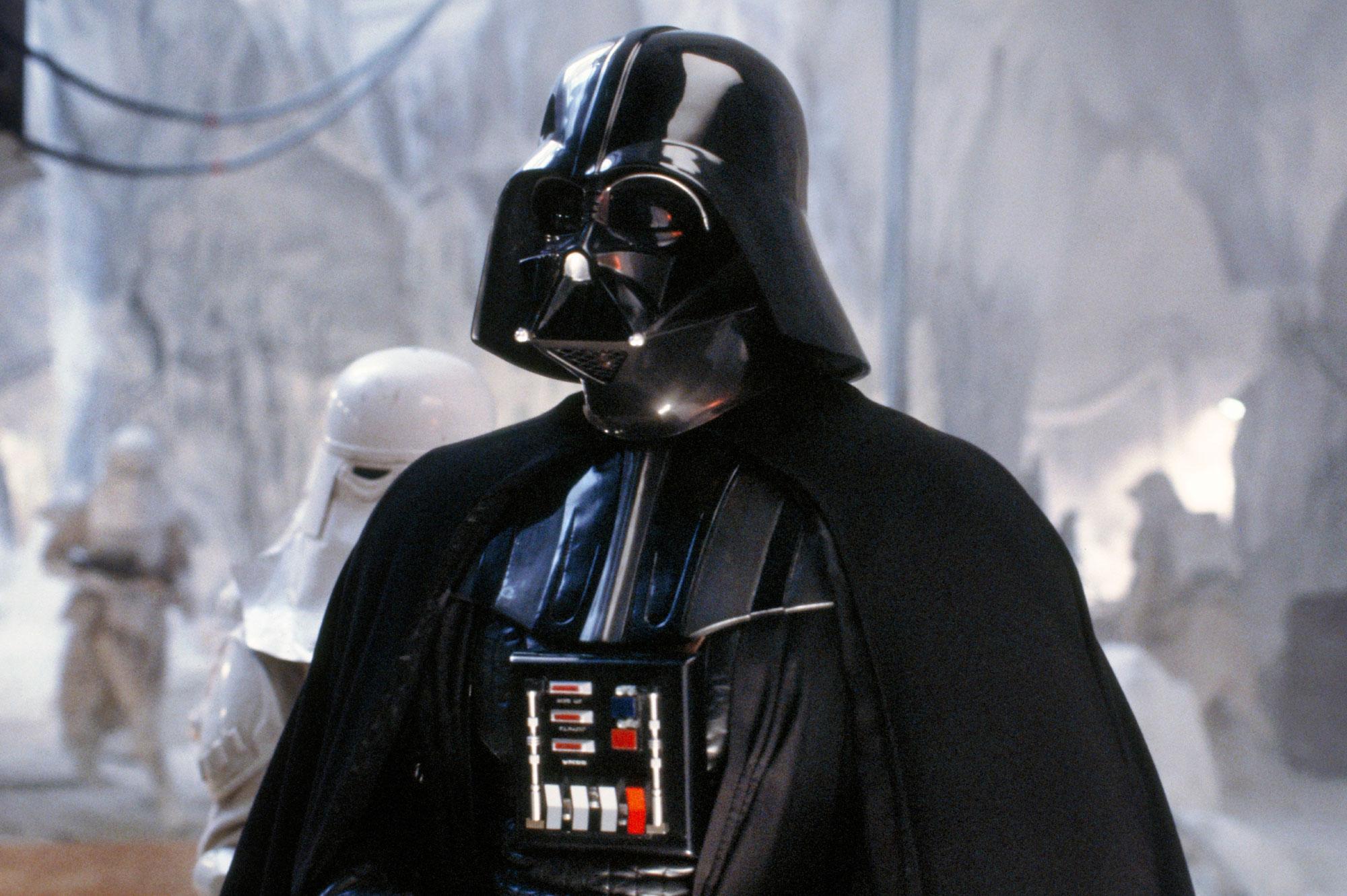 Star wars vii le visage du successeur de dark vador r v l - Visage de dark vador ...