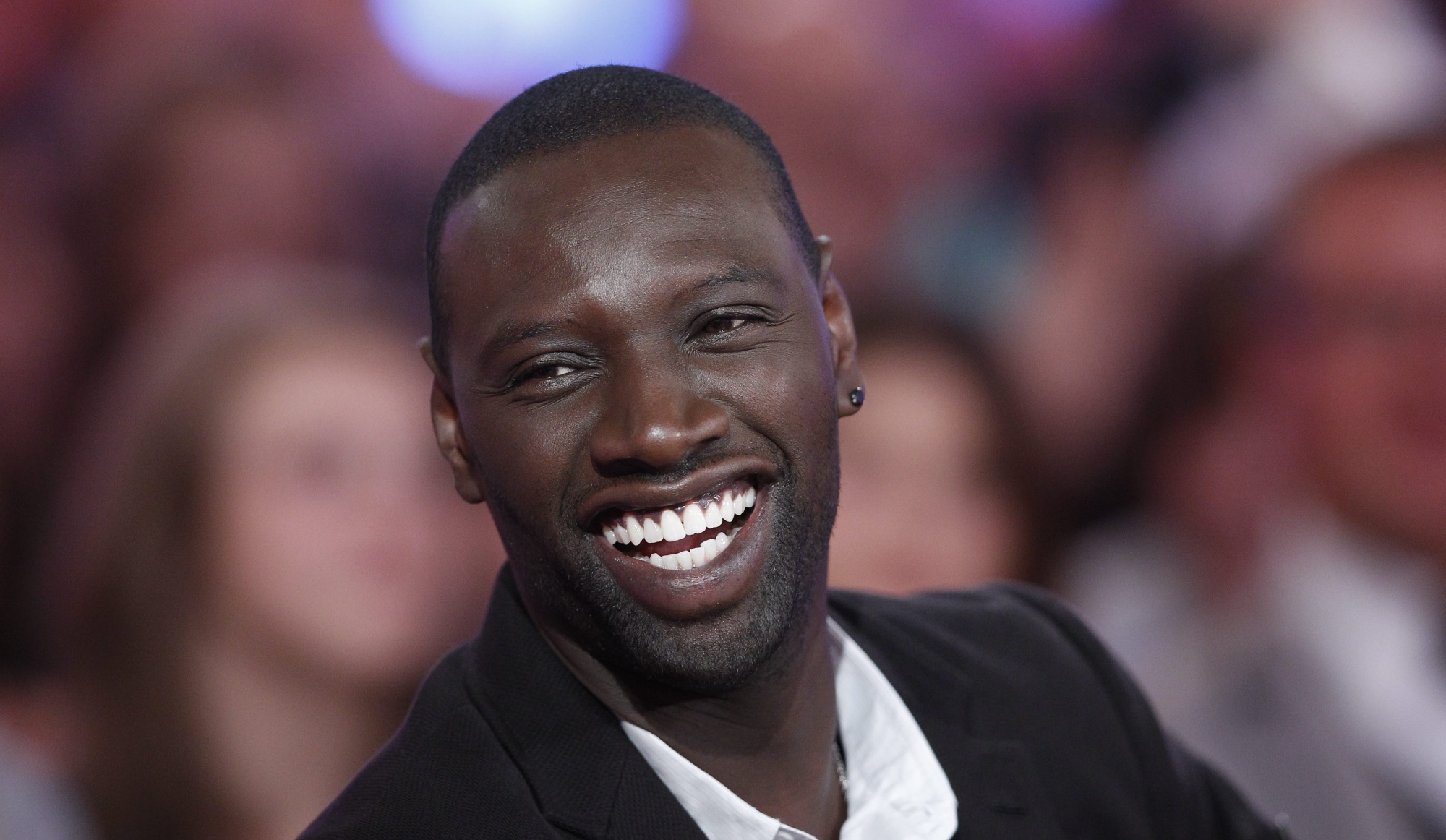 Omar sy dans x men l 39 intouchable a conquis hollywood for Dans x