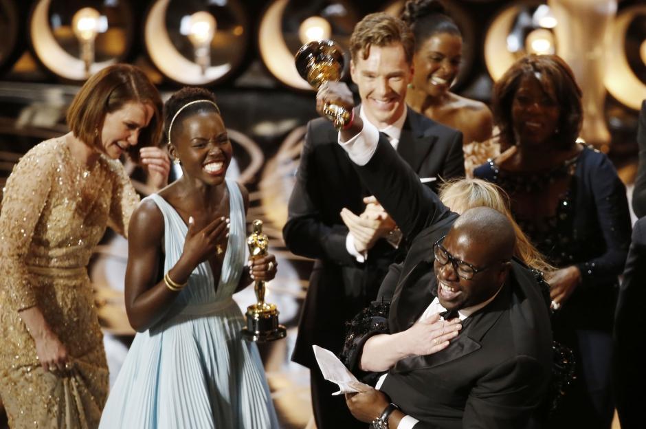 "Lupita Nyong'o, Steve McQueen et ""12 Years a Slave"" récompensés ©DR"