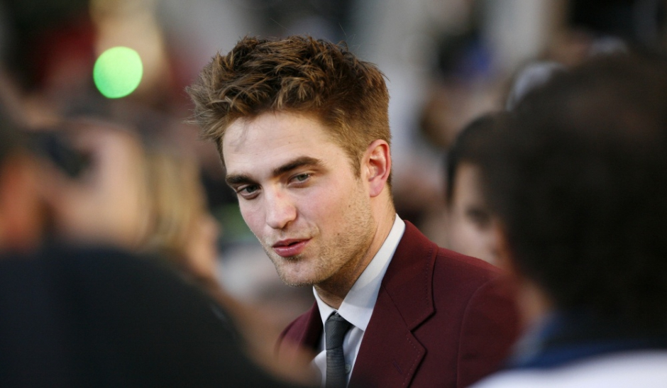Robert Pattinson, nouveau Lawrence d'Arabie