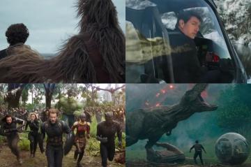 """""""Solo : A Star Wars Story"""", """"Mission : Impossible - Fallout"""" et toutes les bandes-annonces du Super Bowl"""