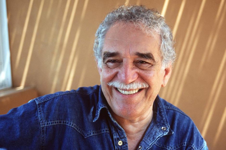 """Gabriel Garcia Marquez: """"L'amour est ma seule idéologie"""""""