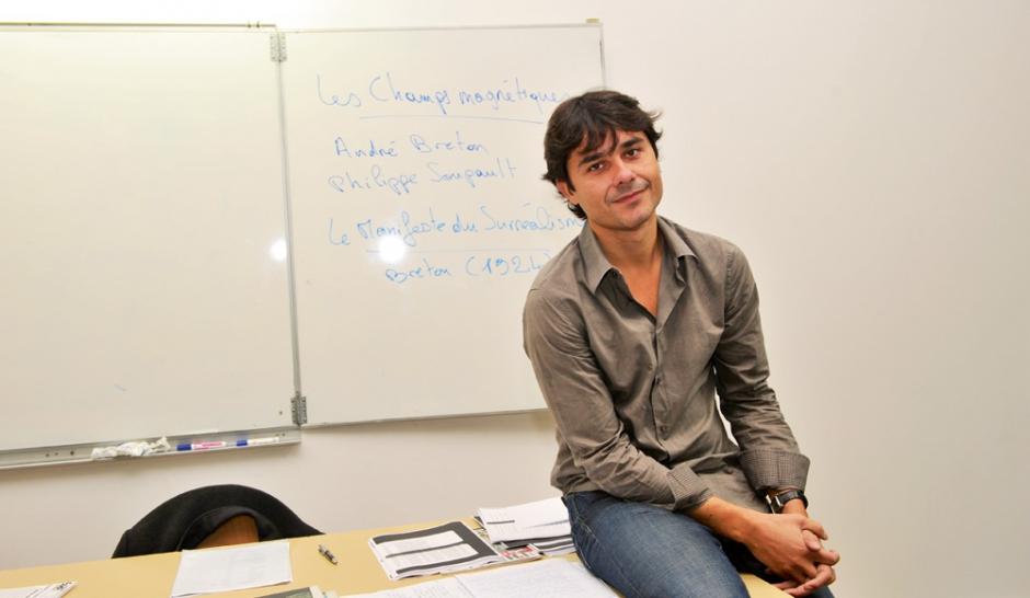 Laurent Binet, retour sur un succès