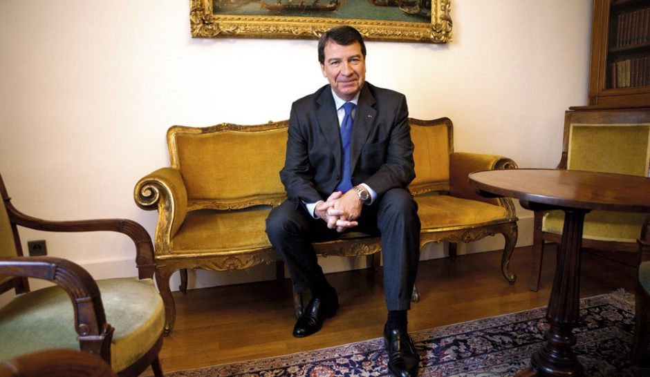 Xavier Darcos, VRP de la culture