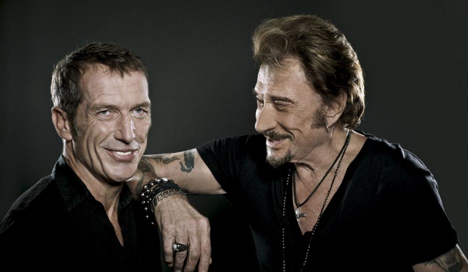 Johnny et Miossec: Les écorchés vifs