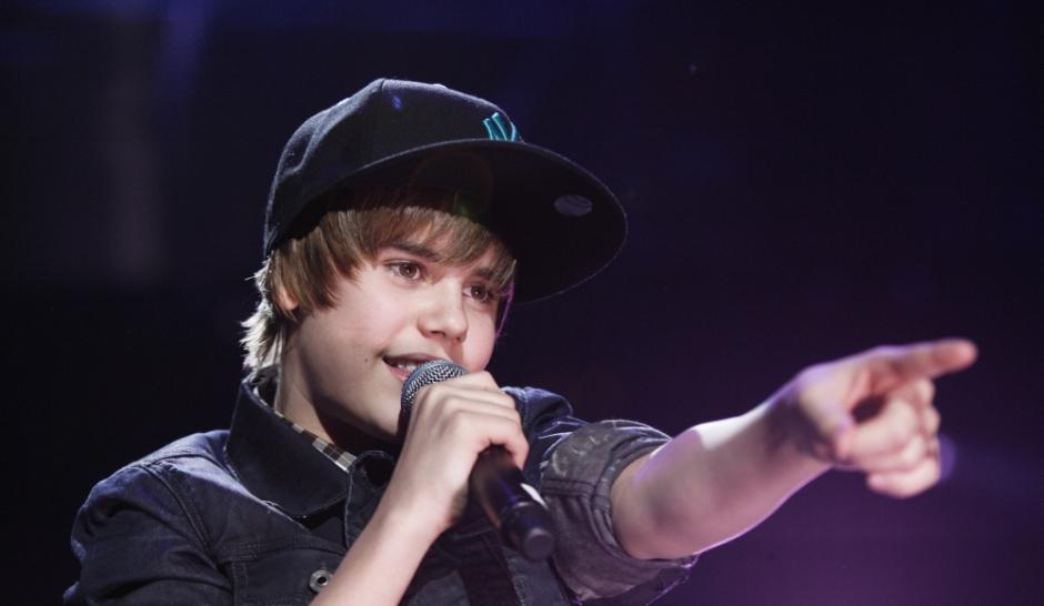 Justin Bieber, la nouvelle idole des jeunes