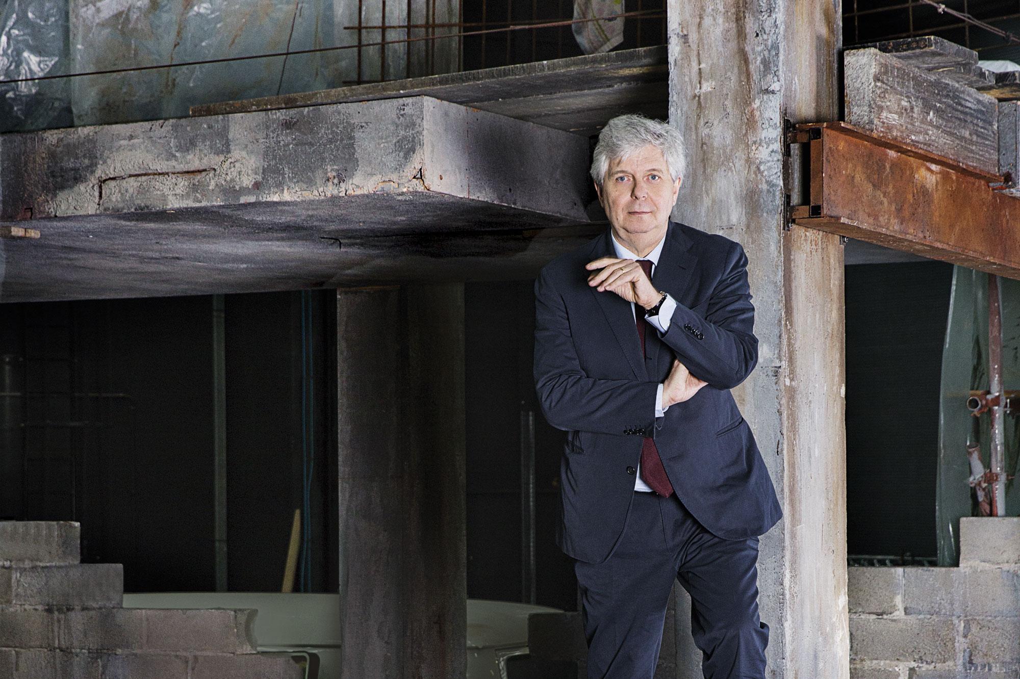 Nouveau directeur de l 39 op ra national de paris st phane lissner le ma tre de musique - Stephane tournie les jardins de l opera ...