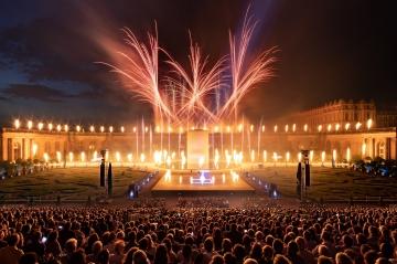 Sponsorisé par le Château de Versailles - En images : Marie-Antoinette enflamme le Château de Versailles