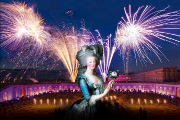 Sponsorisé par le Château de Versailles - Marie-Antoinette, un spectacle de feu et de lumière raconté par Stéphane Bern