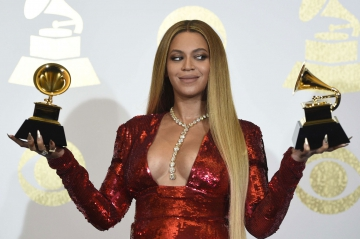 Beyoncé : la vraie reine des Grammy Awards