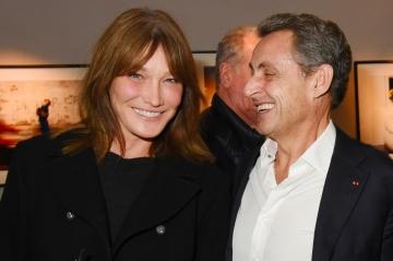 """""""Bouleversante, envoûtante, divine"""": la jolie déclaration de Nicolas Sarkozy à Carla Bruni"""