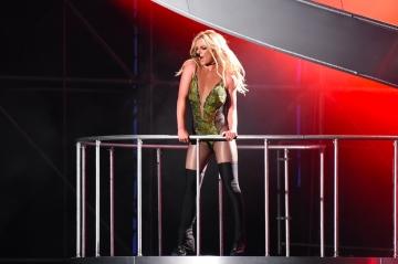Britney Spears bientôt en tournée européenne (mais pas en France)