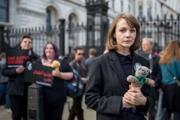 Carey Mulligan, une star engagée pour le peuple syrien