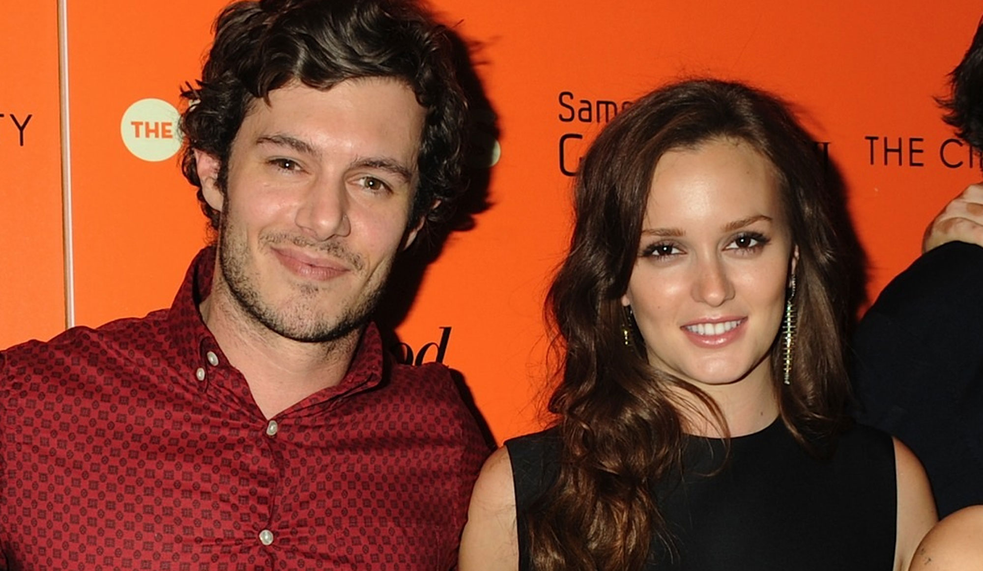 Adam Brody couple