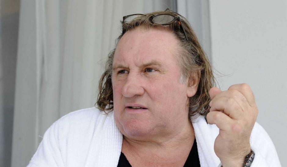 Depardieu: Bienvenu chez les Belges