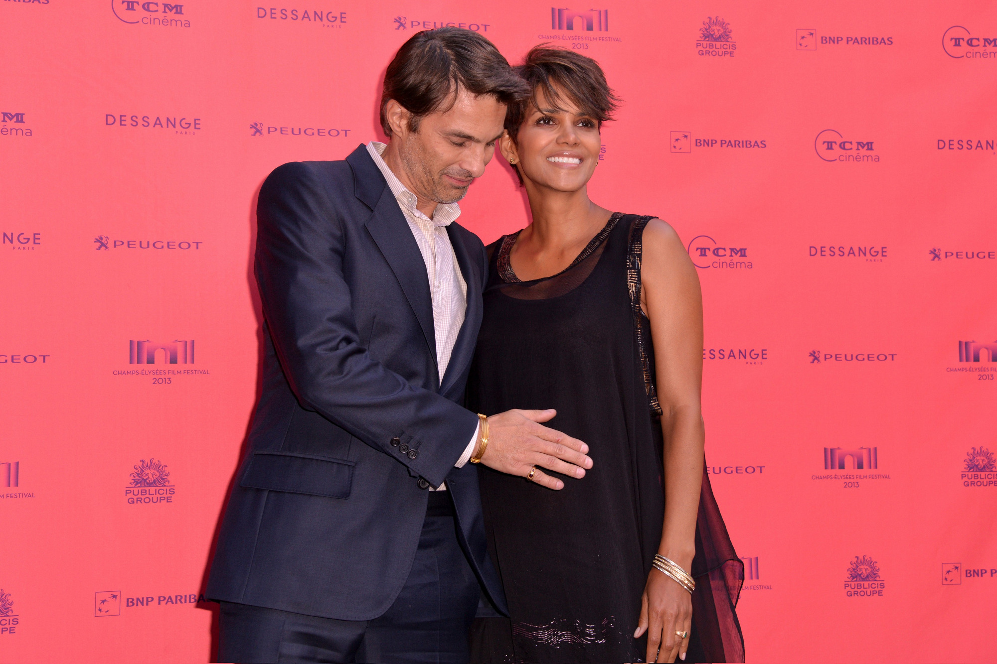Le mariage Halle Berry