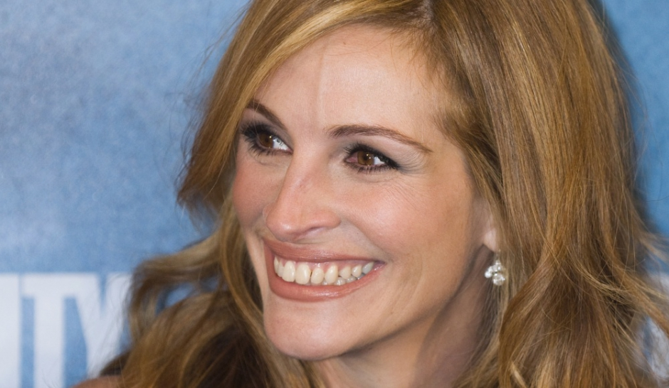 Julia Roberts: le secret de son beau sourire