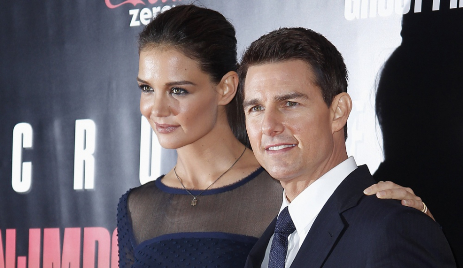 Katie Holmes/Tom Cruise, le divorce par surprise