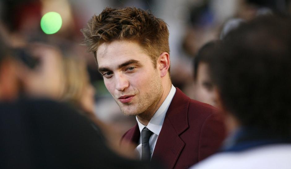 Robert Pattinson se rêve en rockeur