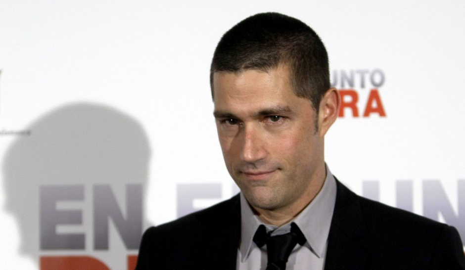 matthew fox arr t pour conduite en tat d ivresse. Black Bedroom Furniture Sets. Home Design Ideas