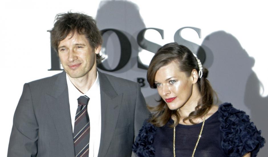 Milla Jovovich s'est mariée