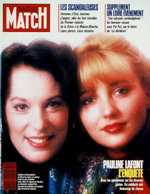 Novembre 1988. Pauline Lafont, l'espoir perdu de Bernadette
