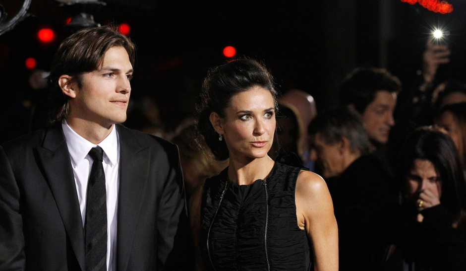 pas de contrat de mariage entre demi moore et ashton kutcher. Black Bedroom Furniture Sets. Home Design Ideas