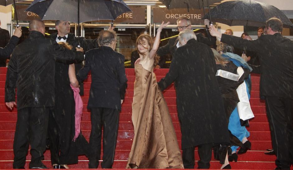 Pluie de stars sur Cannes