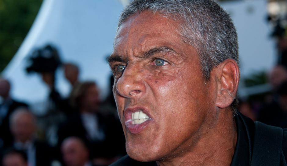Samy Naceri, son clash avec un taxi