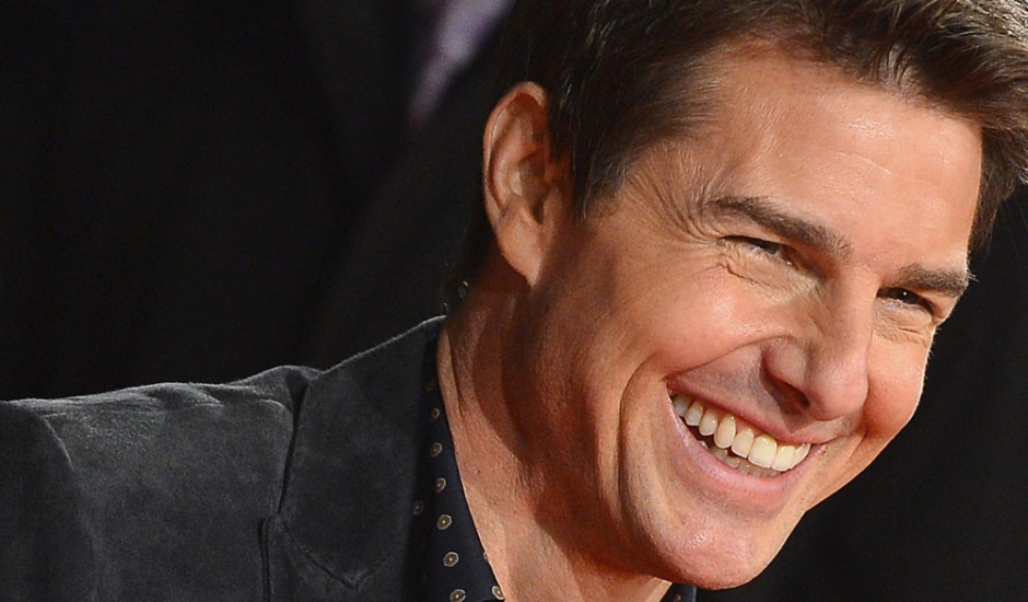 Tom Cruise, papa noël, papa acteur