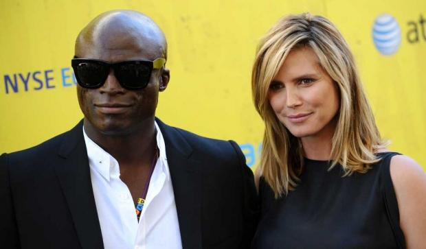 Heidi Klum et Seal: l'amour dure sept ans
