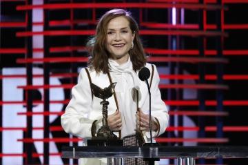 Isabelle Huppert reine des Spirit Awards