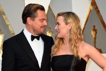 Leonardo DiCaprio et Kate Winslet : leurs vacances à Saint-Tropez