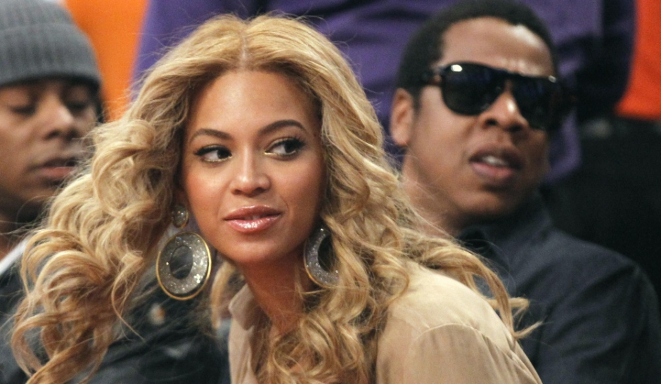 Jay-Z couple