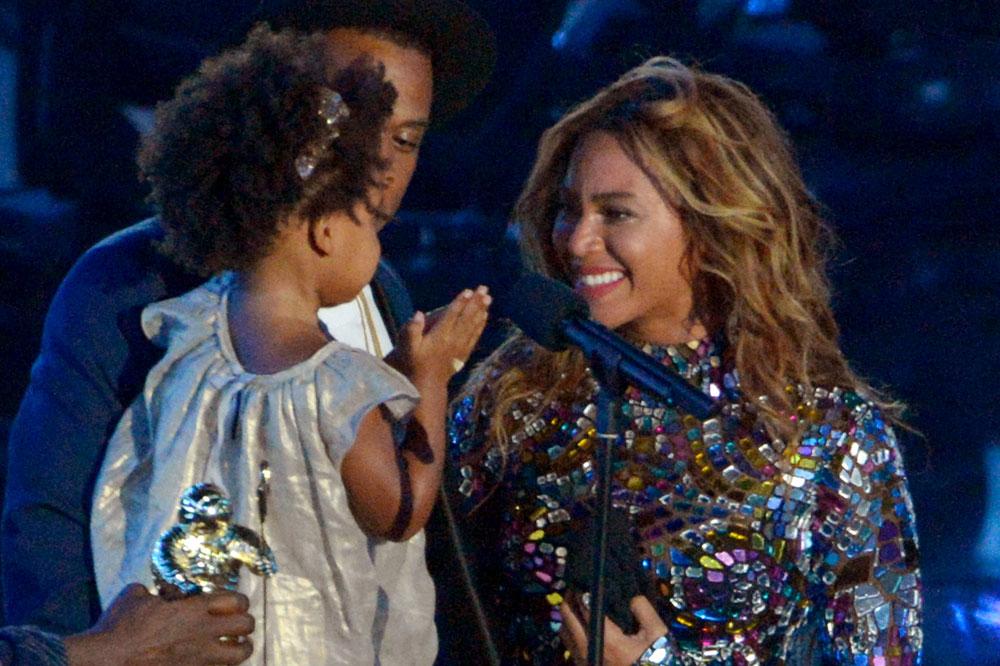 MTV Video Music Awards - Beyoncé, Jay-Z et Blue Ivy : une ...