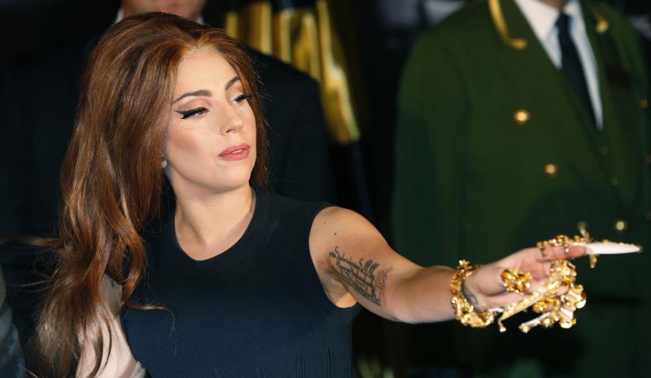 Lady Gaga veut l'ongle de pied d'Edith Piaf