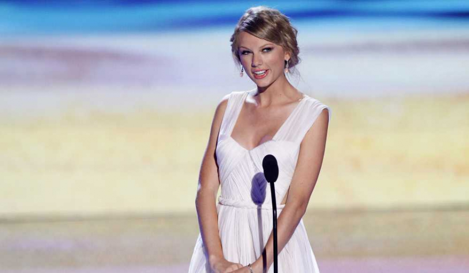 Taylor Swift a conquis le clan Kennedy