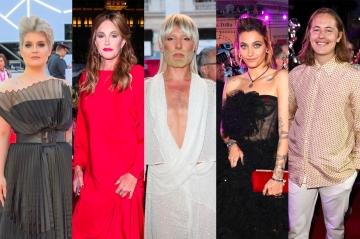 Paris Jackson, Conchita Wurst, Pierre Sarkozy... les stars au Life Ball 2018