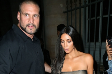 Pascal Duvier, l'ancien bodyguard de Kim Kardashian, prend la parole