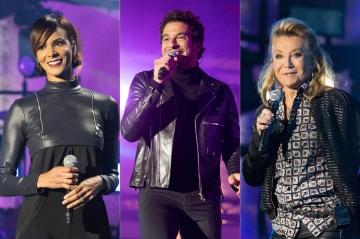 Sheila, Shy'm, Amir... Les stars célèbrent les Jeux Olympiques à Paris