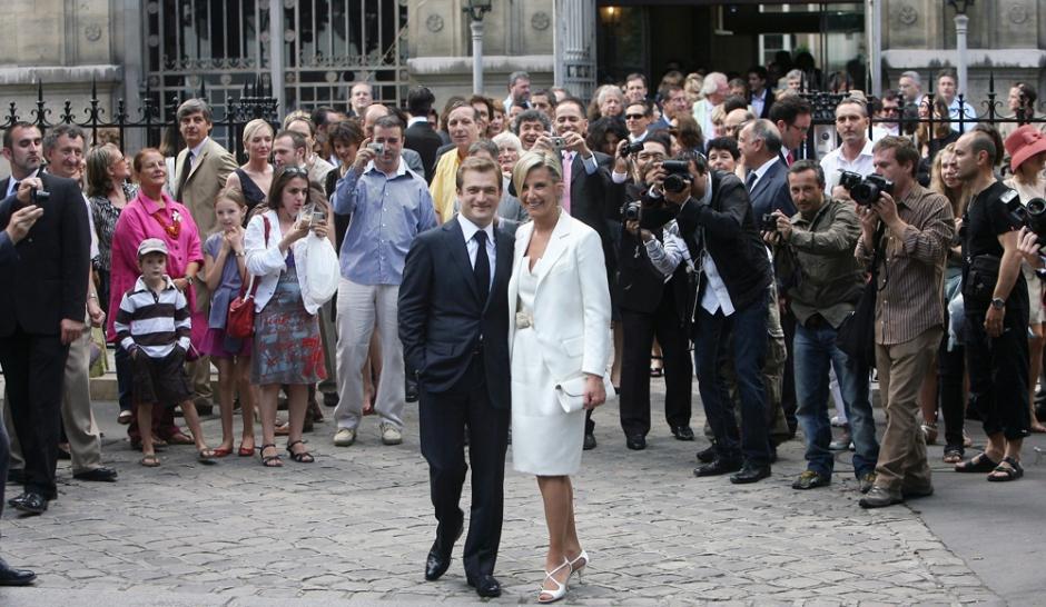 Laurence Ferrari a épousé Renaud Capuçon